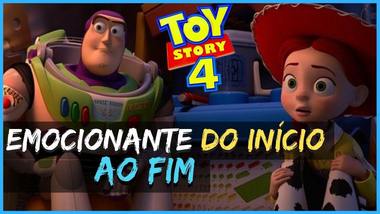 TOY STORY 4 VAI SER EMOCIONANTE DO INÍCIO AO FIM  toystory4 - YouTube 42c442a47d