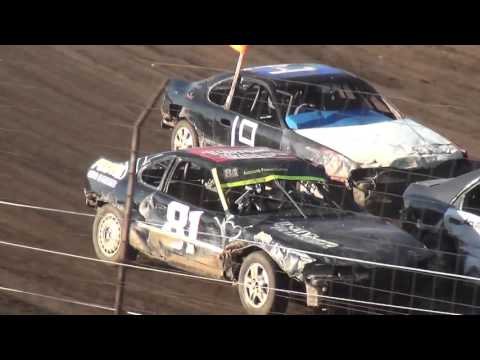 Gobbler 200 Enduro feature Farley Speedway 11/8/15