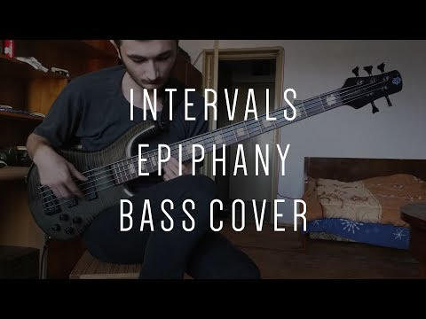 Intervals - Epiphany - Bass Cover - Spector Rebop 5 DLX