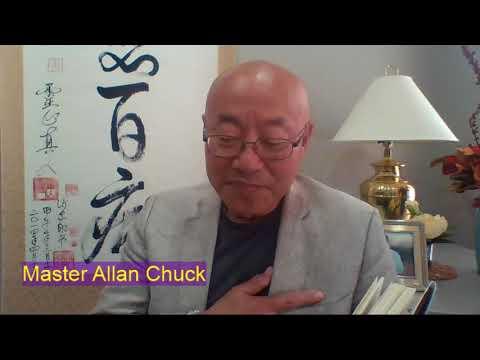 Master Allan Teaches about Tao Chang Enlightenment Retreat