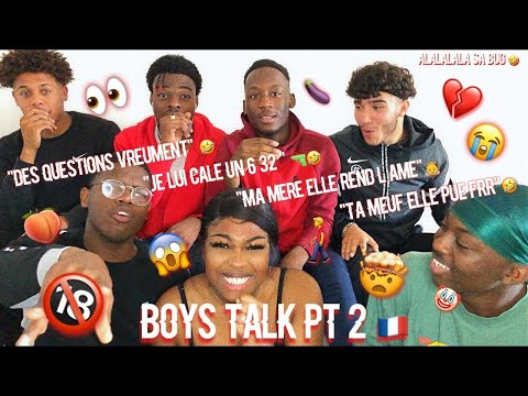 boys-talk-pt-2-🔥-|-des-questions-vreument-..!-arhhh-Ça-beug-🤣-[french-Édition-🇫🇷]