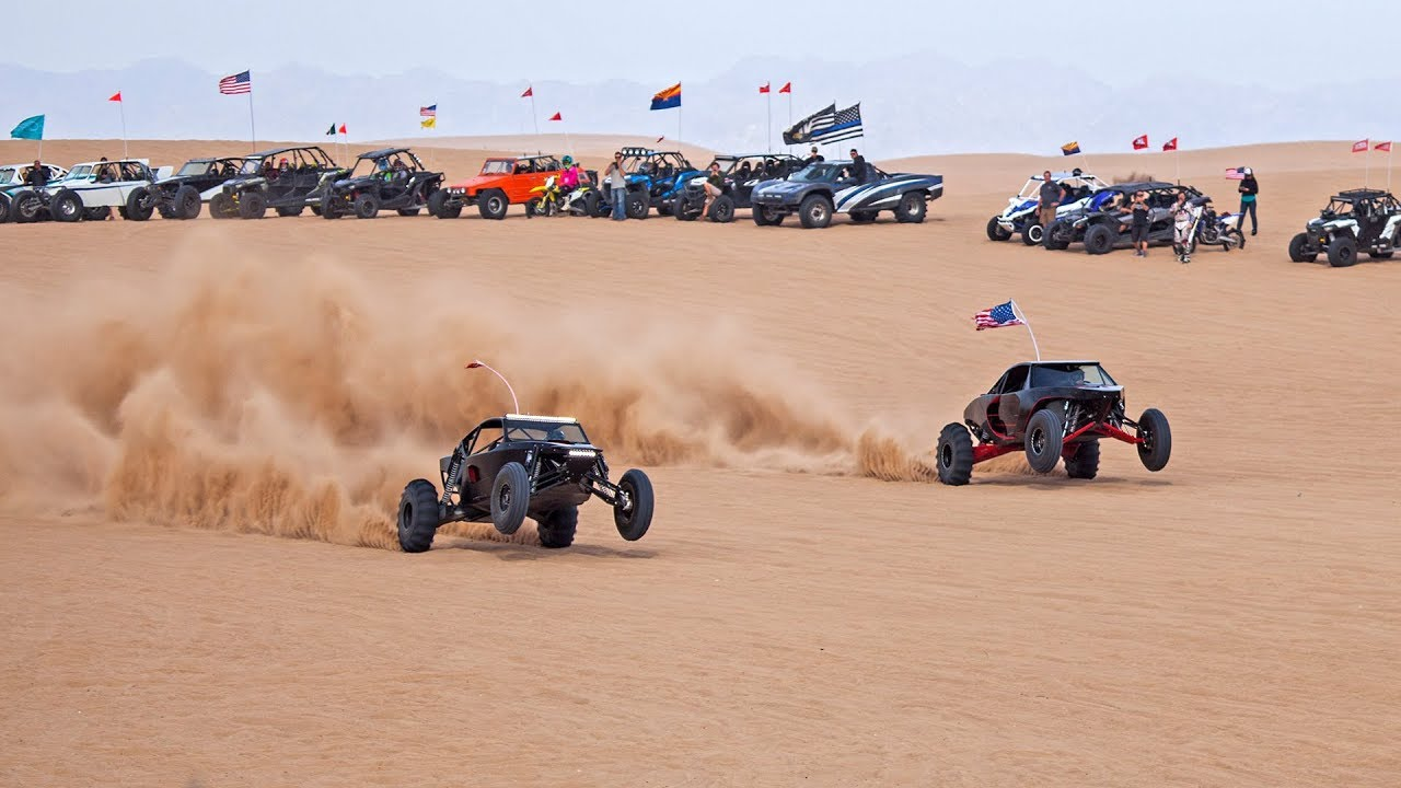 The Fastest Sandcar Of 2017 In Glamis Sand Dunes YouTube