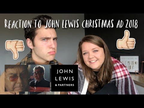 JOHN LEWIS CHRISTMAS AD 2018 REACTION & REVIEW   ELTON JOHN, ARGUMENTS & NOSTALGIA?