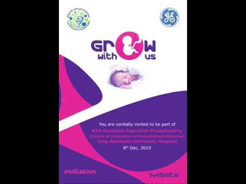 In Vitro Fertilization (IVF) at CIPM KAU - Grow With Us