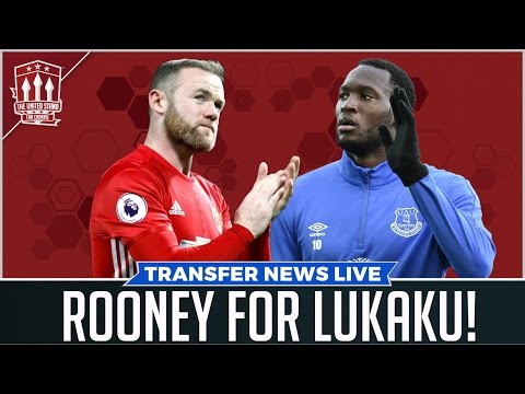 WAYNE ROONEY TO EVERTON & LUKAKU TO MAN UTD! PLUS SNAPCHAT Q&A