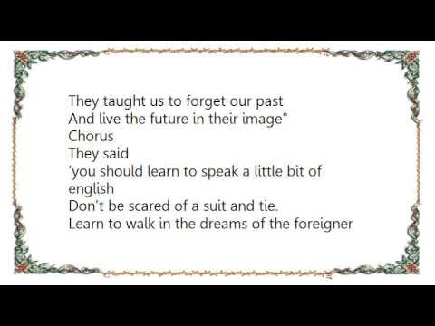 johnny-clegg---third-world-child-lyrics