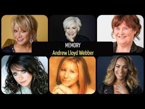 Memory(Cats)..Elaine,Betty,Susan,Sarah,Barbra & Leona..Mix..