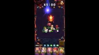 Dungeon Link: Boss Raid Level 7! 37 Million Damage!