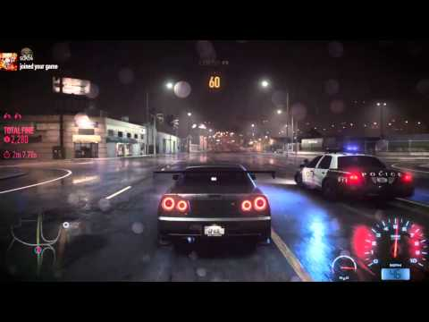 Level 5 Pursuit Need For Speed (2015)