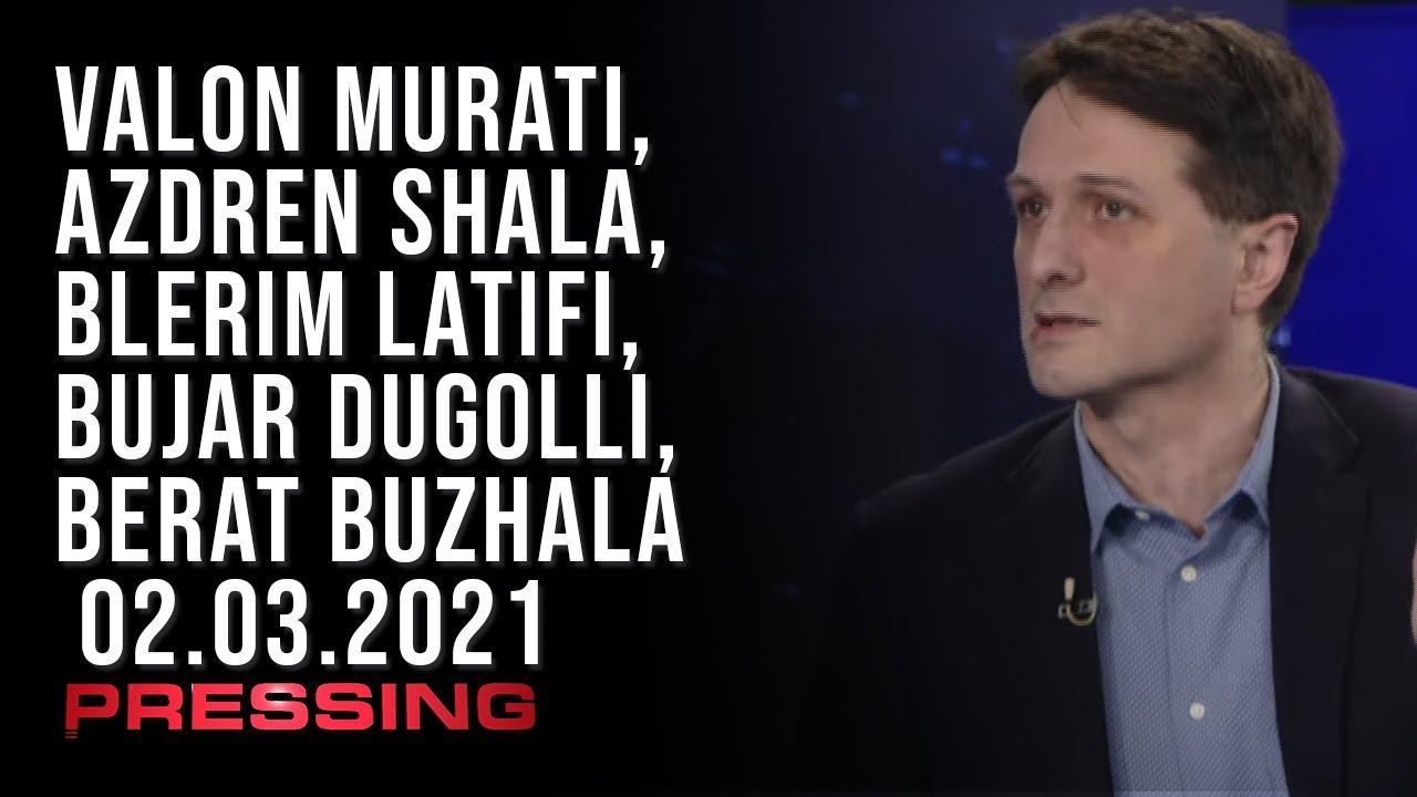 PRESSING, Valon Murati, Azdren Shala, Blerim Latifi, Bujar Dugolli, Berat Buzhala – 02.03.2021