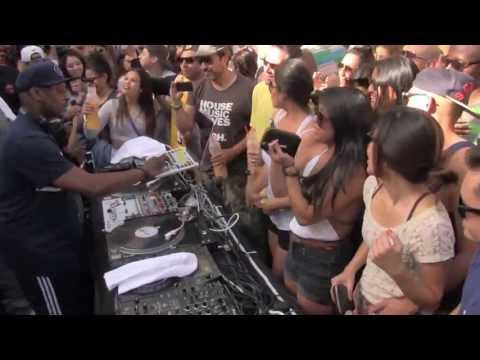 DJ JAZZY JEFF - DOIN IT OVER LA @ DO OVER LA - 5.19.2013