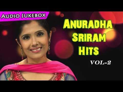 Anuradha Sriram Super Hit Songs Audio Jukebox Vol - 2