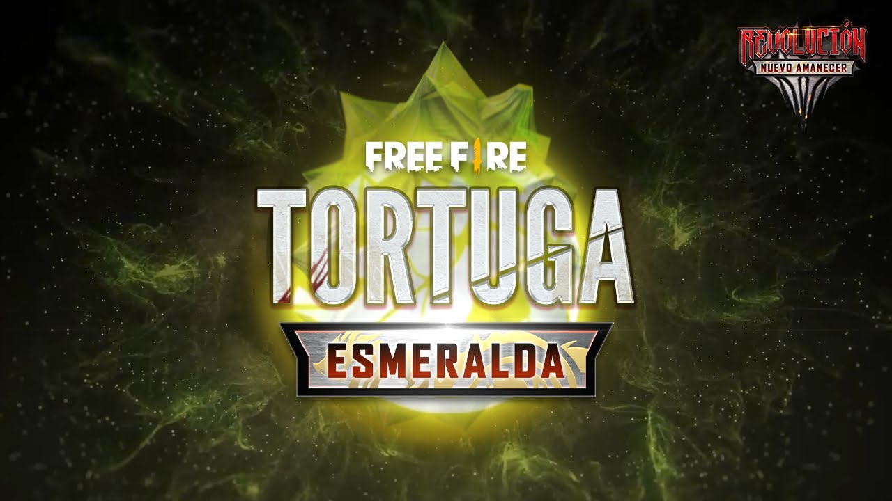 NUEVO ASPECTO: TORTUGA ESMERALDA 🐢 | Garena Free Fire