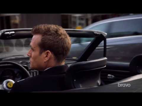 Harvey Specter new car