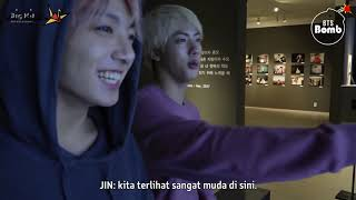 Download lagu [INDO SUB] 190205 [BANGTAN BOMB] Enjoy the BTS EXHIBITION '24/7=Serendipity'