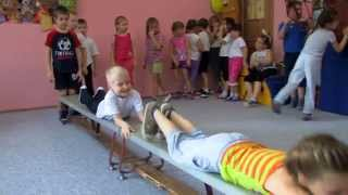 Физкультурные занятия(Физкультурные занятия в детском саду. http://bibigon-film.ru., 2014-10-31T14:33:41.000Z)