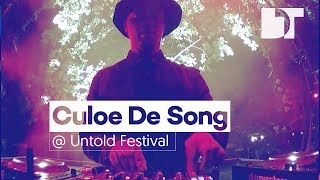 Culoe De Song on the Daydreaming Stage @ Untold Festival (Romania)