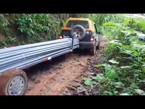 PH DOÑA MARIA LUISA- HIDROELECTRICA- PELTON COSTA RICA- BYMSA