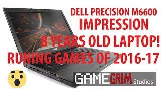 Dell Precision M6800 Impression (ITS FAST)