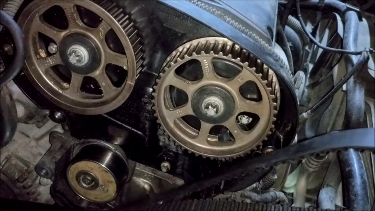 Toyota Timing Belt Replacement Cost >> Sente Ayarı - Triger Kayışını Söküp Tekrar Sente Kuruyoruz (Timing Belt) - YouTube