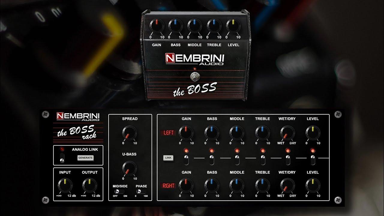 Nembrini Audio New The BOSS Led Diode Distortion Bundle - Gearslutz