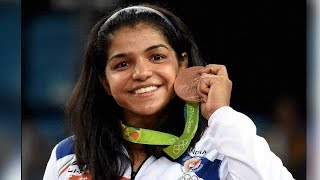 Sakshi Malik wins bronze in wrestling for India in Rio Olympics 2016 | वनइंडिया हिंदी