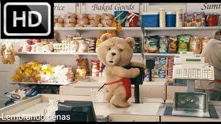 Ted (5/10) Filme/Clip - O supermercado (2012) HD