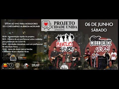 Assista: Projeto Cidade Unida - Condomínio Alameda Morumbi - Beatles 4ever