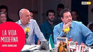 Entrevista a Guillermo Giménez y Antoni Daimiel, dos hombres contra la modernidad #LaVidaModerna