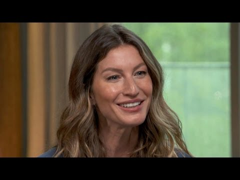 Gisele Bündchen teams up with Paul Hawken for environmental advocacy