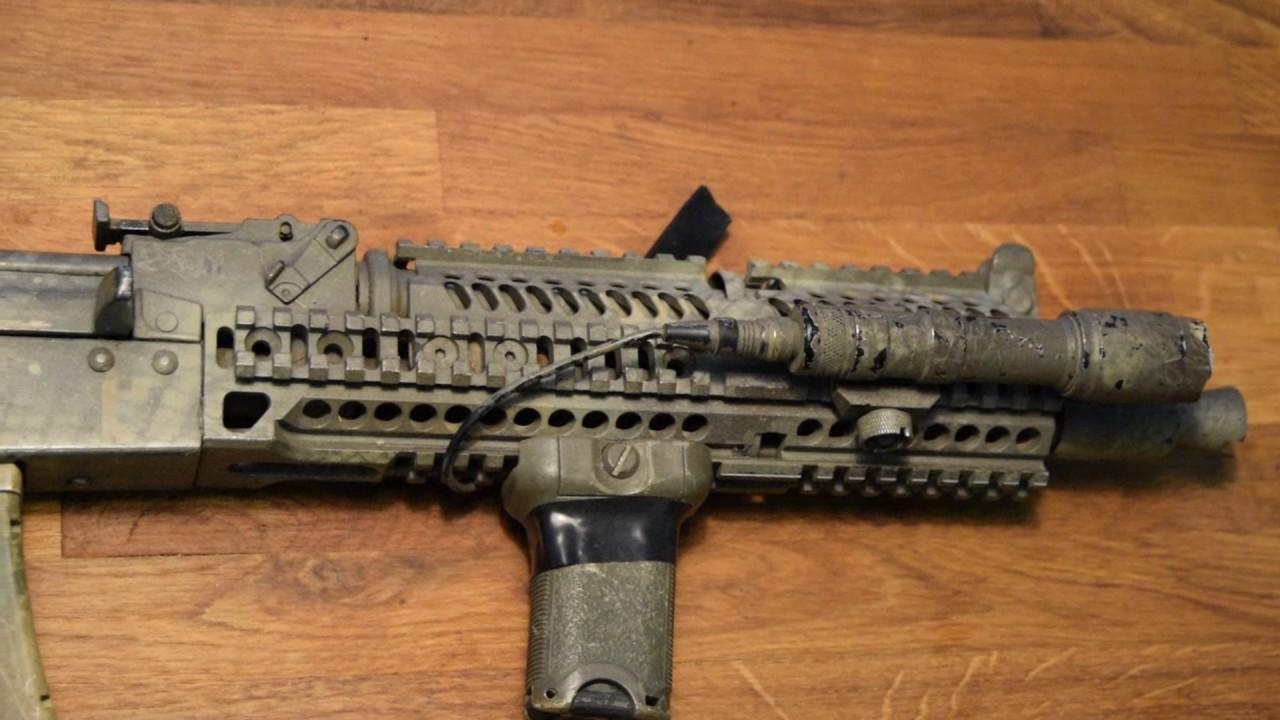 E&L AK105 ZENITCO MOD