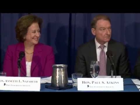 A Look Back, and a Look Forward:  A Discussion with Three Former SEC Commissioners