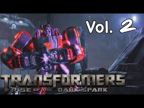 Transmer : Rise of dark spark - Chapter 2 : The Lost ...