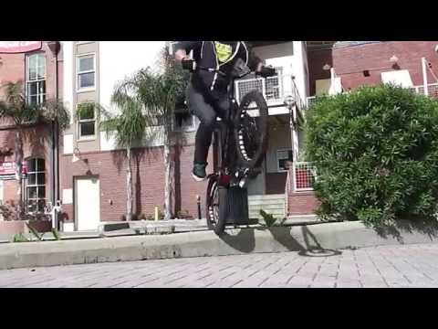 Todd Day Trials Bike  (H-town to Galvatraz)