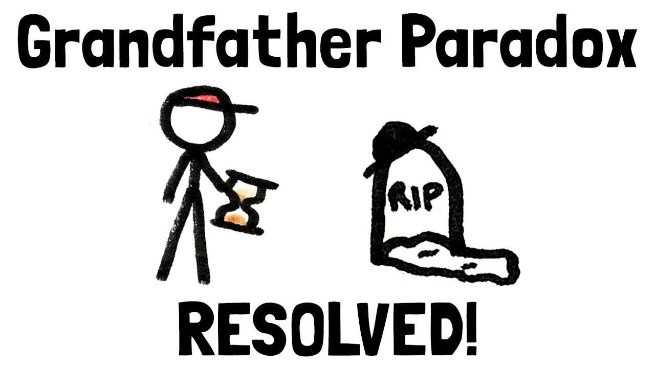 Solution To The Grandfather Paradox Youtube