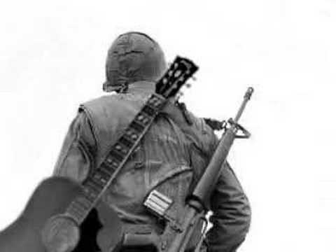 Vietnam War Protests Influenced Popular Music