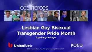 KQED 2014 LGBT Local Hero Cassie Blume