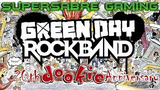 Green Day: Rock Band - Dookie [Expert Guitar] (20th Anniversary)