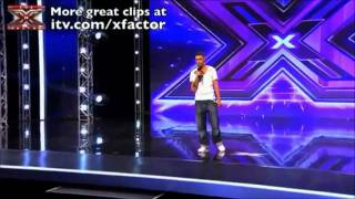 George Gerasimou's X Factor Auditions from 2009 & 2011
