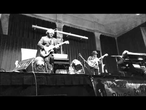 Catfish - Live @ The Uckfield Blues and Roots Festival - 28/07/2017