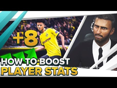 FIFA 20 CAREER MODE - HOW TO BOOST YOUR PLAYERS TO INSANE RATINGS WITH PRESS CONFERENCES!