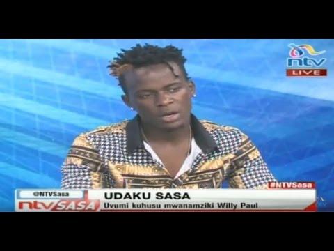 Willy Paul aweka bayana tetesi kuhusu 'ndoa yake na Alaine' - #NTVSasa