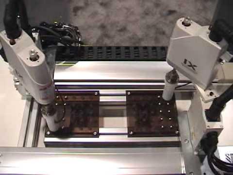 IX-NNN Ultra Compact SCARA
