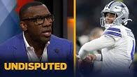 Shannon Sharpe grades Dak Prescott's performance an 'F' vs. the Bills | NFL | UNDISPUTED