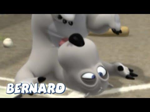 Bernard Bear | Baseball AND MORE | 30 min Compilation | Cartoons for Children
