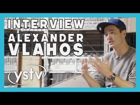 Alexander Vlahos Interview - Shakespeare's Rose Theatre York