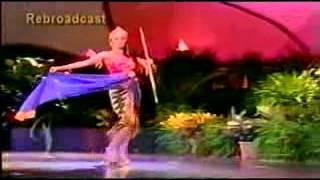 Zivanna Letisha - Puteri Indonesia 2008 at Miss Universe 2009 ( Official Riyo Mori Lovers ) HD