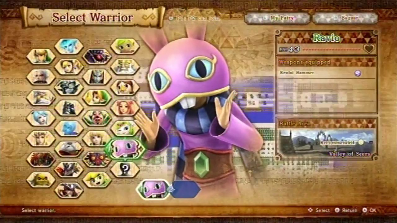 Hyrule Warriors Definitive Edition Walkthrough Part 201 Lorule Map Youtube