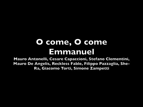 O come, O come Emmanuel (in the style of Theocracy) - Artists Assemble
