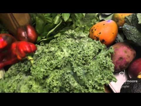 Food Feasting Island Style   Wootens Organic Produce